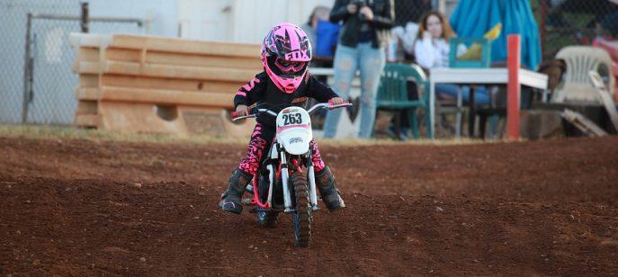 dirt bike enfant-mini motocross