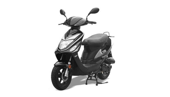scooter 50 cc -urbain