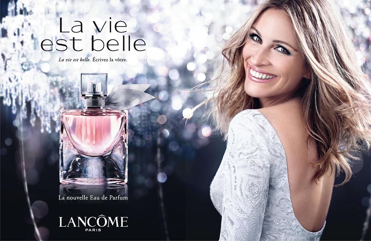 La vie est Belle Lancôme