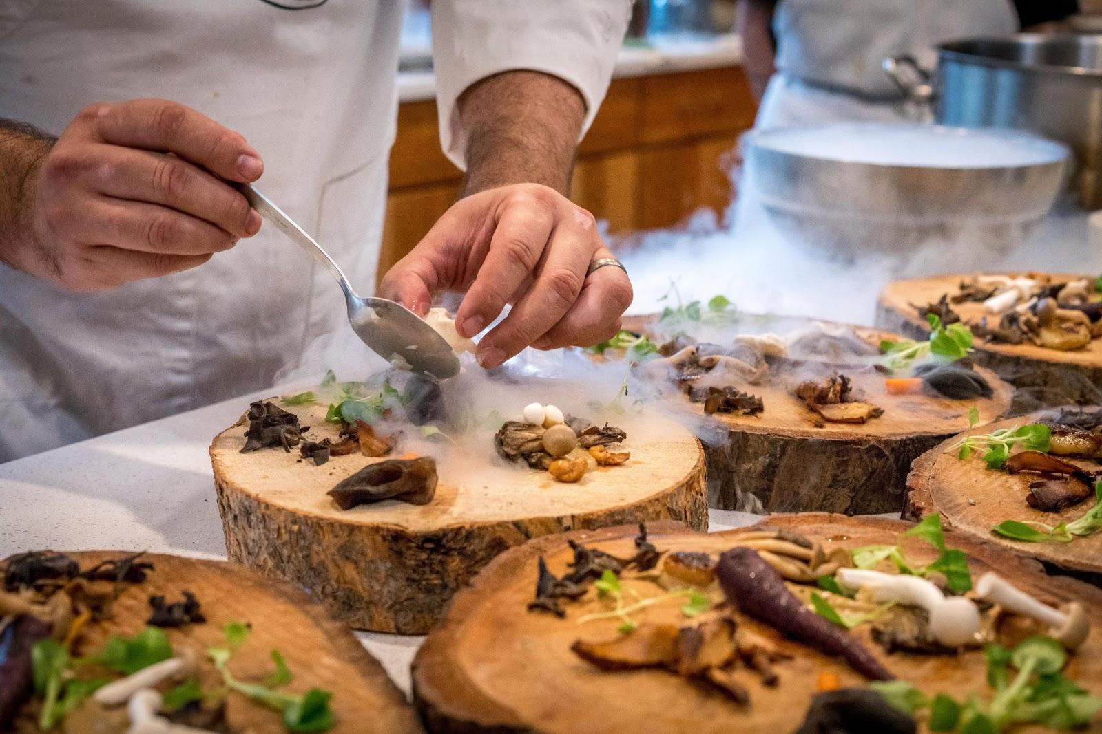 ustensiles de cuisines professionnels